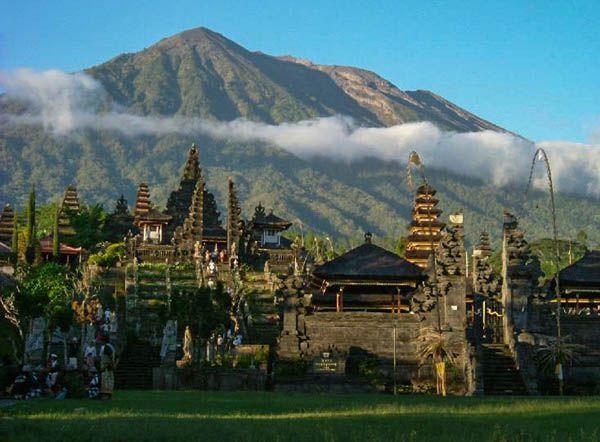 Daftar Nama Pegunungan dan Gunung Berapi di Pulau Bali