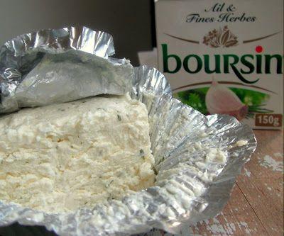 Herkkusuun lautasella-Ruokablogi: Valkosipulijuusto