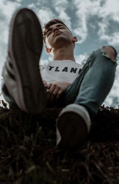 Homme pose idées de photographie 88