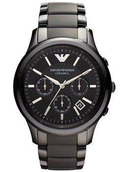 Emporio Armani Ceramic Gents Watch | Cheeky Wish List | Wedding and Birthday Gift Ideas for Men and Women