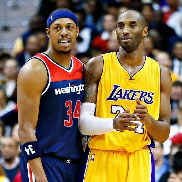 Paul Pierce laments injury to Kobe Bryant -- 'He's an icon' - ESPN