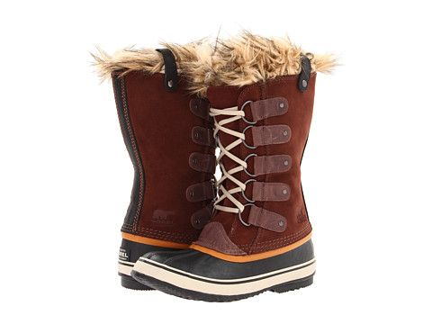 Sorel Joan of Arctic™ Tobacco/Sudan Brown - Zappos.com Free Shipping BOTH Ways  Farmers Almanac is predicting a cold winter.  Can I have these?