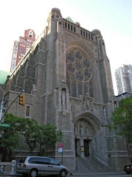 St. Vincent Ferrer Church - NY