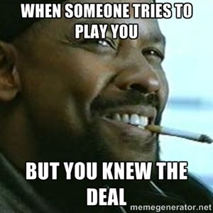 Meme I made  Denzel Washington