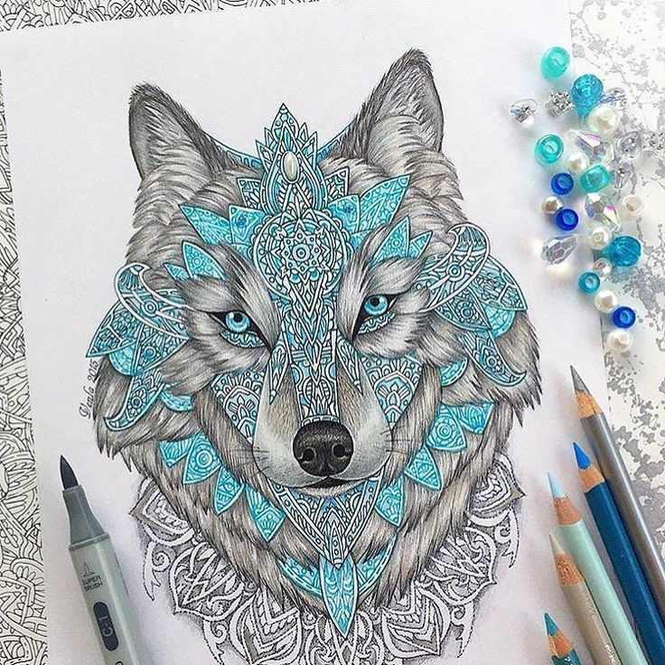 846 best wolves art images on pinterest wolves art anime native american celtic custom regard wolf as the way of finding the deepest levels of ccuart Images