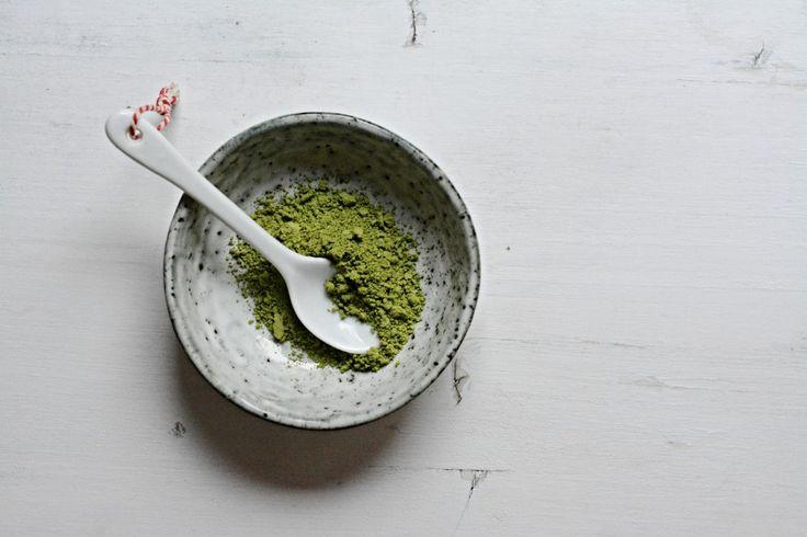 Kitchen story | Bezlepkové Matcha sušenky | http://www.kitchenstory.cz
