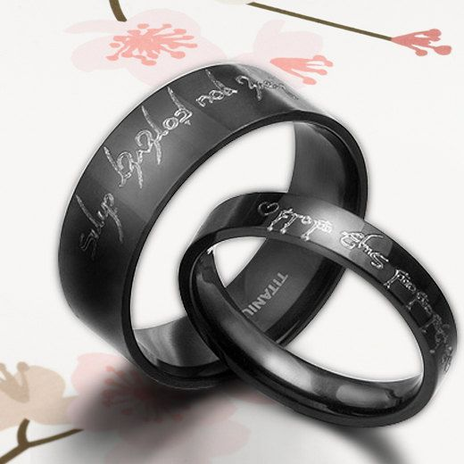17 Best 1000 images about His Her Promise Rings on Pinterest