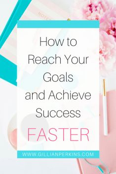 It doesn't have to take so long to become successful! Here are five steps you can take RIGHT NOW to get you closer to achieving your goals.