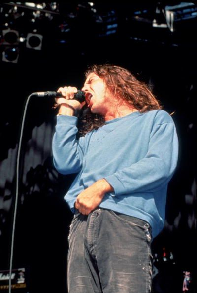 Photo of Pearl Jam Eddie Vedder