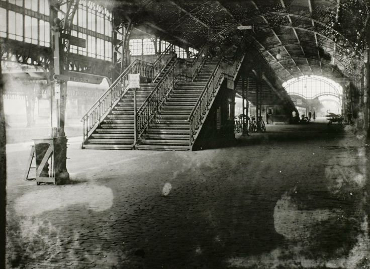 Station Den Bosch 1932