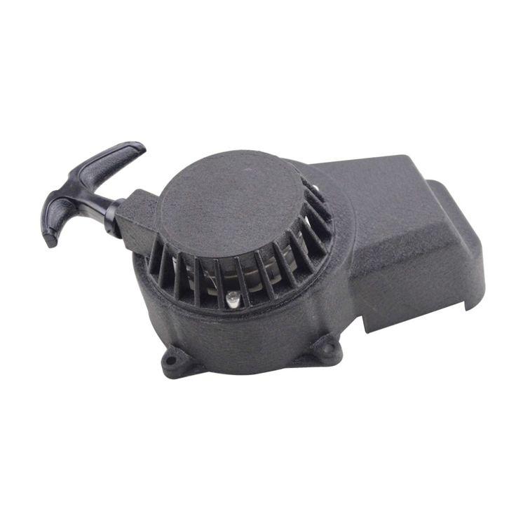 GOOFIT Black Easy Pull Aluminum starter for 47cc 49cc 2 stroke pocket bike dirt bike #Affiliate