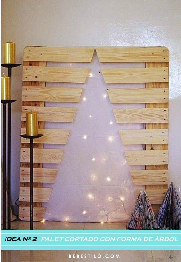3 rboles de navidad alternativos arbol navidad original - Arbol navidad original ...