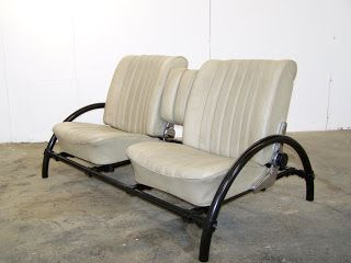 reinventing wheels: Co-driver Couch
