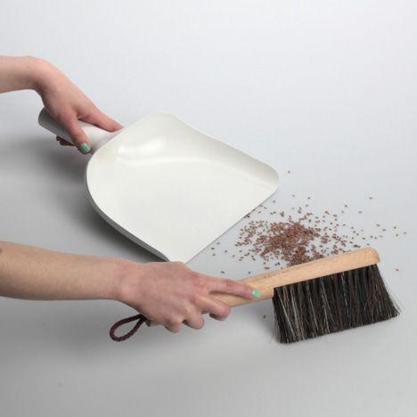 Sweeper And Dustpan By Jan Kochański - http://www.best-mesothelioma-lawyer.net/architecture/sweeper-and-dustpan-by-jan-kochanski/