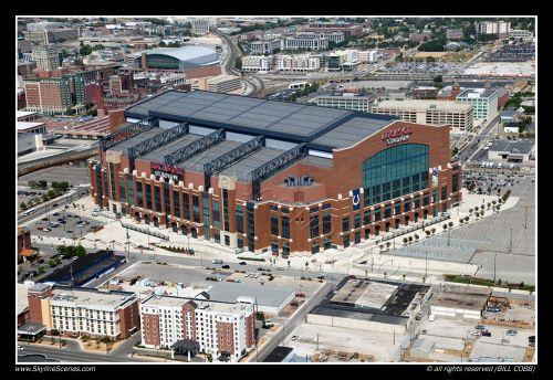 Lucas Oil Stadium, Indianapolis, Indiana - GO COLTS!!