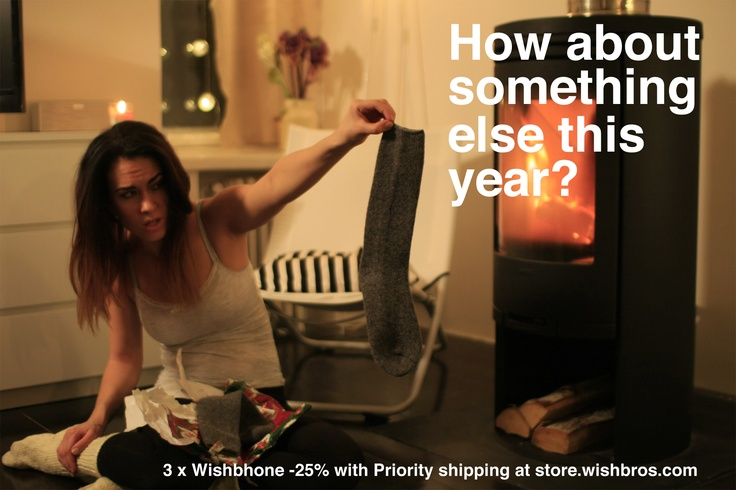 How about something else this year? #Wishbhone #Xmas deal