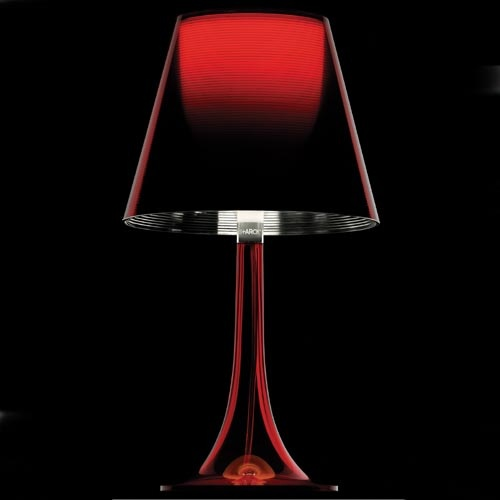 Miss K Red Table Lamp, Lamps U0026 FLOS