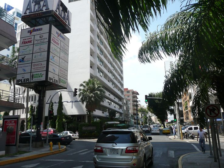 https://flic.kr/s/aHsjzm6S89 | El Cangrejo, Panama City