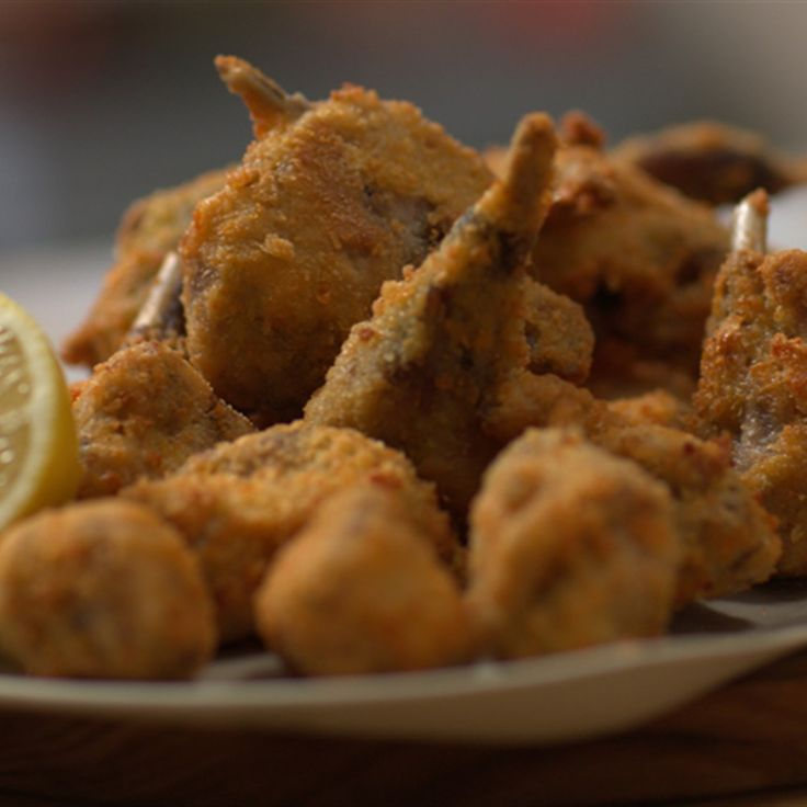 Try this Wild Rabbit, Braised and Fried recipe by Chef Paul West . This recipe is from the show River Cottage Australia.