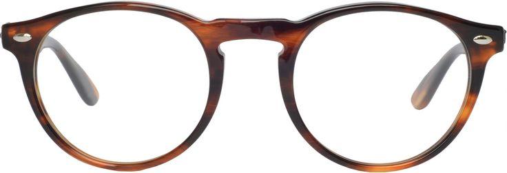 Ray-Ban RB 5283 Stripped Havana - Dioptrické brýle - Pánské brýle