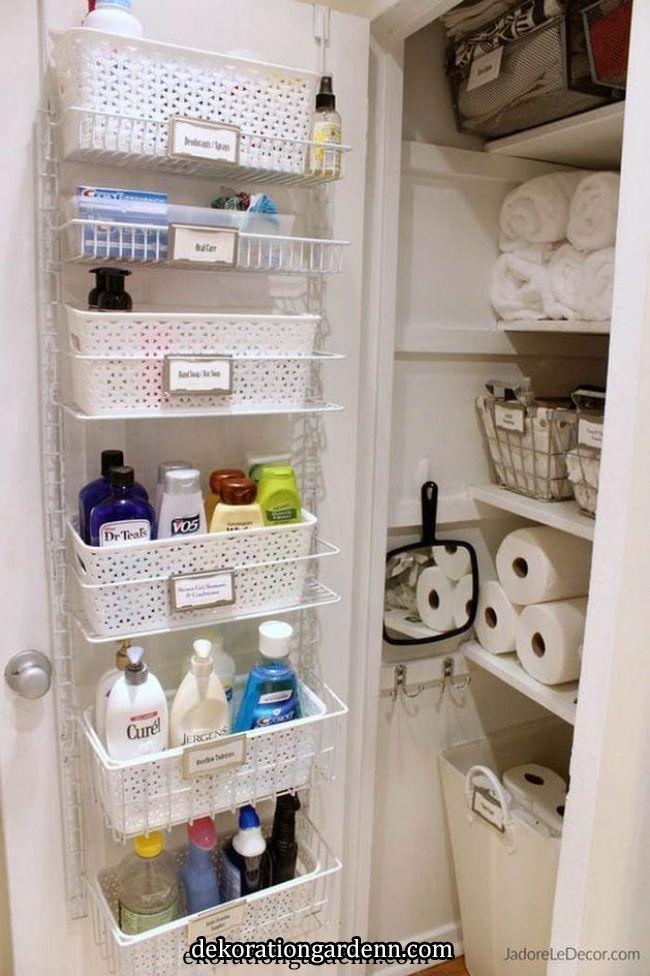 17 Schone Badezimmerorganisation Design Ideen Badezimmerschrank