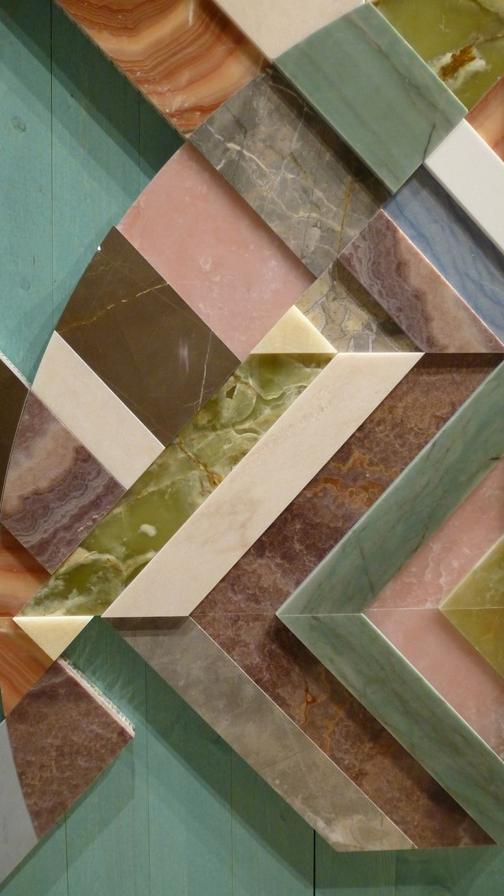 BUDRI TILES designed by Patricia Urquiola