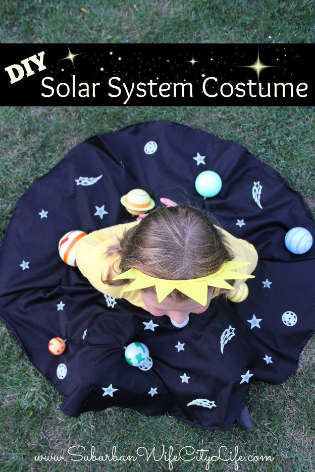 sexy solar system costume - photo #20
