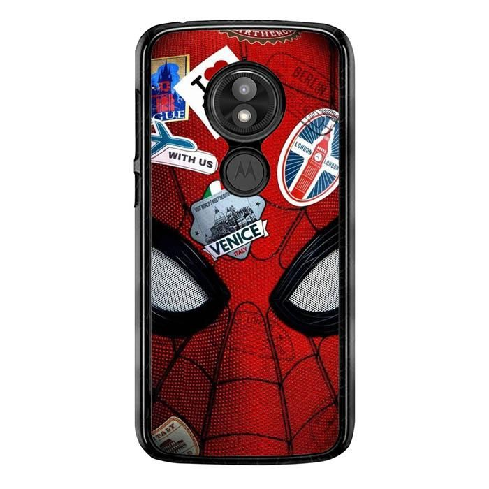 Spiderman Far From Home Fj0960 Motorola Moto E5 Play Moto E Play 5th Edition Moto E5 Cruise Case Di 2020