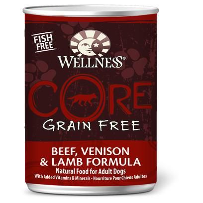 Wellness Core Dog Red Meat (12x12.5Oz)