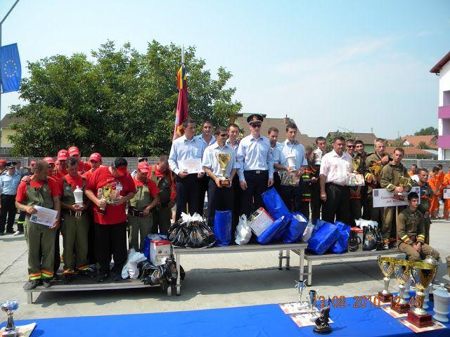 Concursurile S.V.S.U. și S.P.S.U., Timișoara-Giroc - 2010