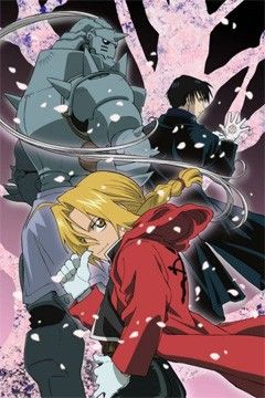 Full Metal Alchemist audio latino
