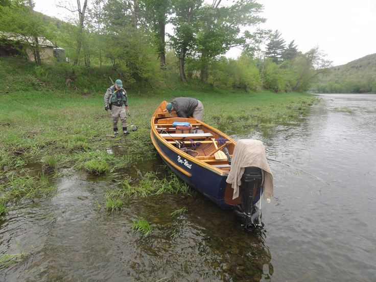 17 best images about canoes on pinterest boats lakes for Fly fishing canoe