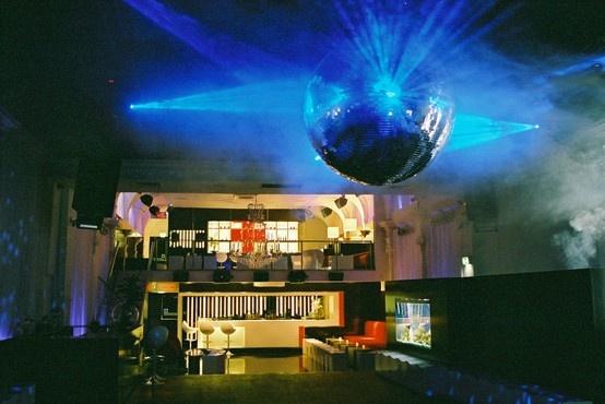 Rehab Nightclub. Leeds, UK. Interiors by Igloo Design.