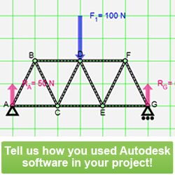 Are you using Autodesk software in your project? Share your story!