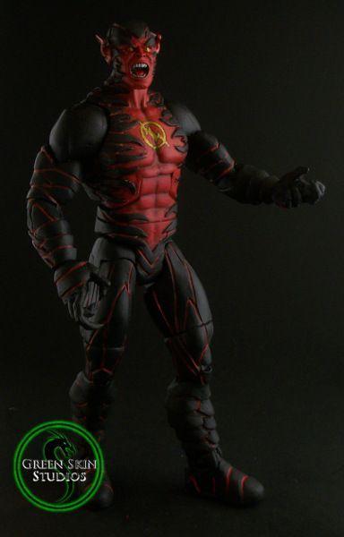 New 52 Reverse Flash (DC Universe) Custom Action Figure