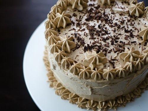 Buttermilk Cappuccino Cake | Serious Eats : Recipes