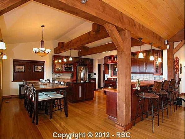 79 best images about post beam on pinterest vacation for Post and beam ranch homes