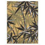 Bamboo Leaves in Shade Tissue Paper http://ift.tt/2Dpwa0B