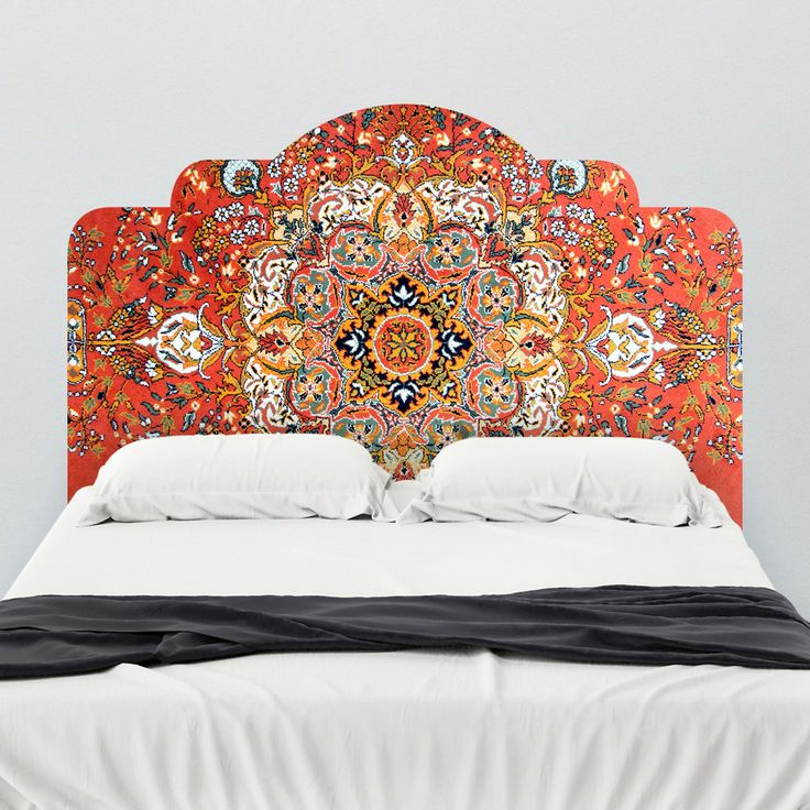 Vintage Rug Headboard Inspiration Beaches And Bedroom Ideas