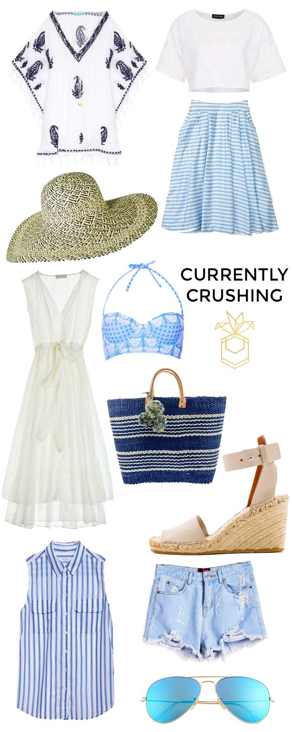 Maine Summer Vacation Packing
