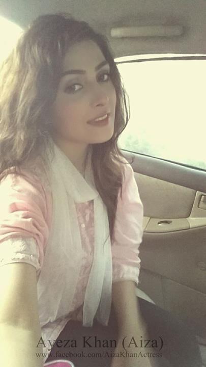 Ayeza Khan !!