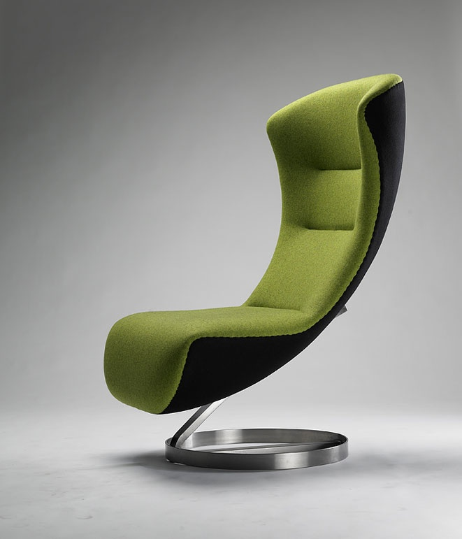 Fashionable Futuristic Desks Design Ideas With Marvelous Shapes. Funky  Office Furniture Design Ideas Come With Nico Klaber Futuristic Green  Waiting Office ...