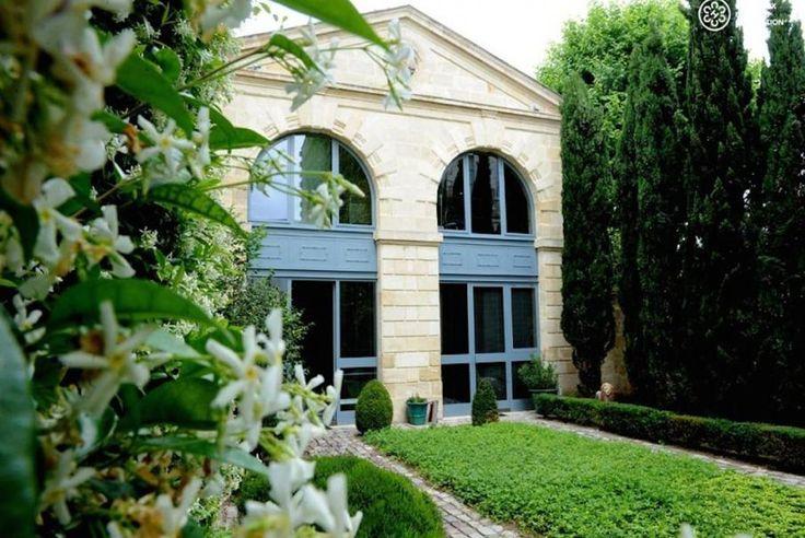 Aquitaine, Bordeaux, das Hotel Maison de Bord'eaux ist Mitglied der Kette Châteaux & Hôtels Collection und befindet sich in einem herrlichen Anwesen aus dem 18. Jahrhundert. Kunst des Reisens mit Bontourism®