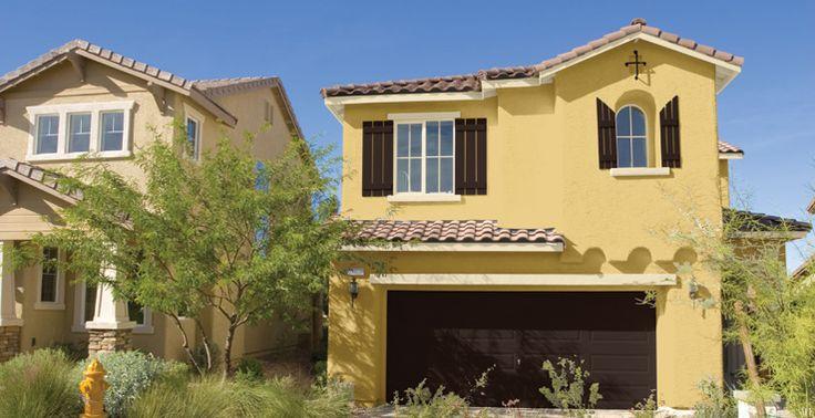 Residential Exterior Desert Southwest Style C O L O R Pinterest Exterior Colors