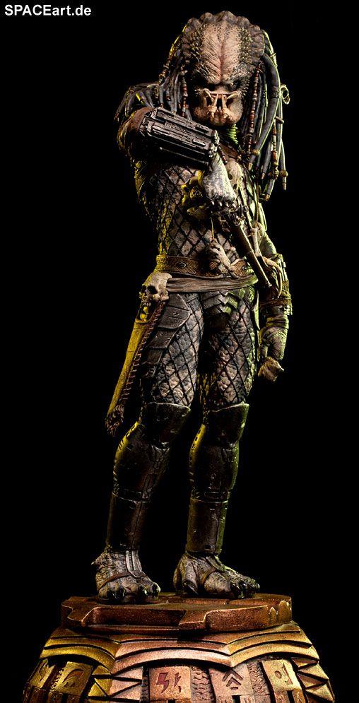 Predator 2: Elder Predator - Deluxe Statue, Fertig-Modell ... http://spaceart.de/produkte/pr021.php