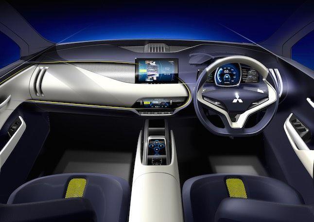 Mitusbishi: novedades y concepts en el Tokyo Motor Show 2015  Autofácil