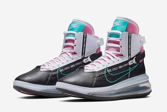 The Nike Air Max 720 Saturn Takes a Miami Holiday
