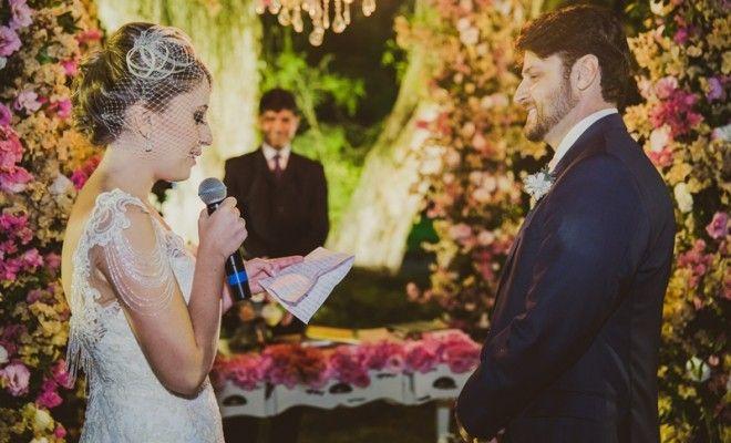 Votos de casamento: 10 dicas para arrasar no discurso