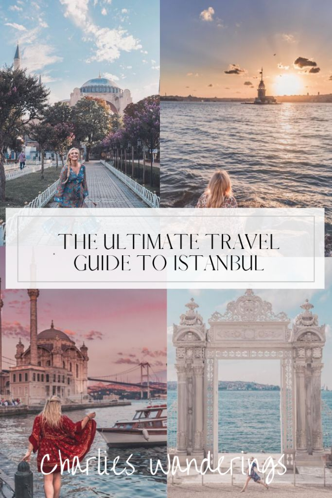 The ultimate travel guide to Istanbul