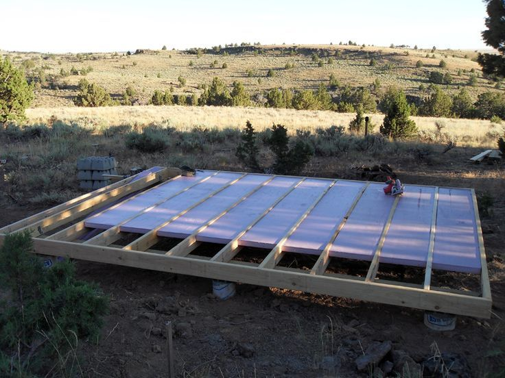 Floor insulation with images insulating a shed prefab
